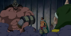 Prison Souterraine anime