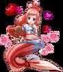 Shirahoshi Valentine Thousand Storm