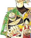 Shoujou Manga Color Scheme