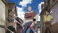 Superhumanos Domingos Anime Infobox