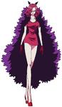 Konsep Seni Anime Charlotte Galette