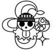 Nami's Post Timeskip Jolly Roger