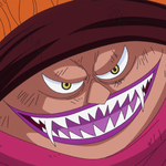 Basskarte's Face in the Anime