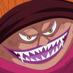 Basskarte's Face in the Anime