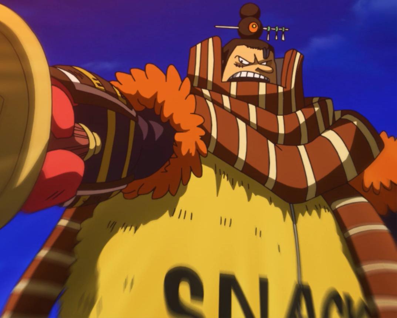 Charlotte Snack   One Piece Wiki   FANDOM powered by Wikia