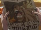 Douglas Bullet Avis de Recherche