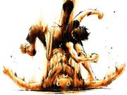 Luffy Mengalahkan Mohji