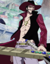 Mihawk à Marineford