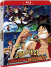 One Piece Movie 7 blu-ray Spain