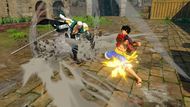 One Piece World Seeker Smoker Attack