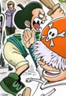 Piiman in Jango's Dance Paradise in Colored Manga