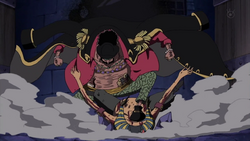 Blackbeard Defeats Hannyabal