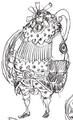 Charlotte Chiboust Manga Concept Art