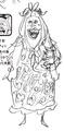 Charlotte Chiffon Manga Concept Art