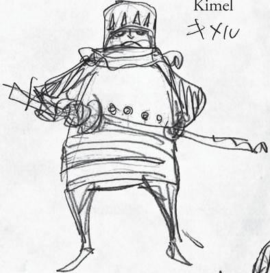 Kimel Manga Infobox