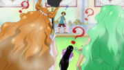 Luffy ist gegen Mero Mero Mellow immun