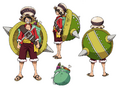 Monkey D. Luffy Film 14 Tenue 2