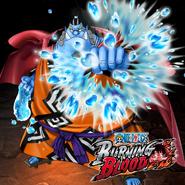 One Piece Burning Blood Jinbe (Artwork)