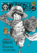 One Piece Magazine Vol. 3 Couverture VF