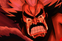 Riku enojado