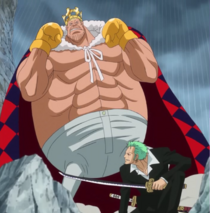 Zoro and Elizabello II