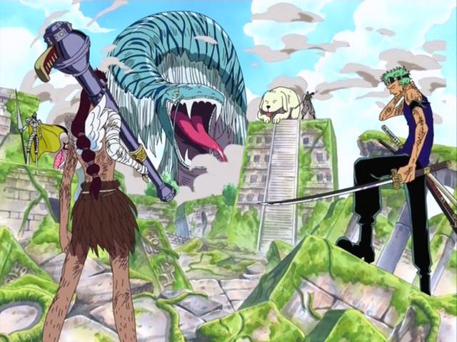 Skypiea Arc | One Piece Wiki | FANDOM powered by Wikia