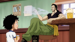 Benn Beckman Reassures Luffy