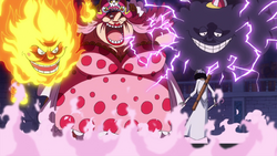 Brook vs Big Mom