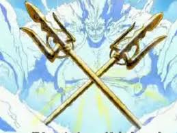 Ener Tridents Anime