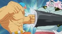 Heavy Gong vs T-Shot