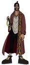 Higuma Anime Concept Art