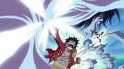 Luffy Attacks Caesar