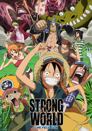 Strong World Poster