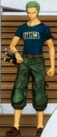 Zoro Movie 11 Outfit