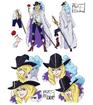 Anime Concept Art Кавендиш
