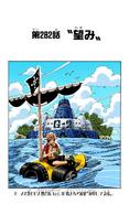 Coloreado Digital del Capítulo 282