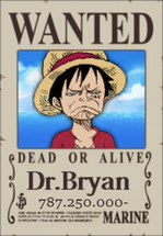 Dr.Bryan Wanted Poster