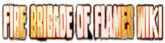 Fire Brigade of Flames Wiki Wordmark