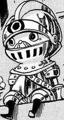 Macro (Autómata) Manga Infobox