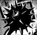 Minozebra Spike Mace Manga Difference.png