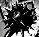 Minozebra Spike Mace Manga Difference