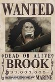Wanted de Brook
