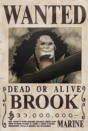 Wanted de Brook