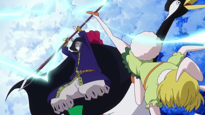 Carrot One Piece Wiki Fandom Powered By Wikia