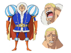 Daifuku Anime Concept Art