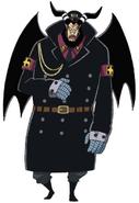Magellan Anime Concept Art