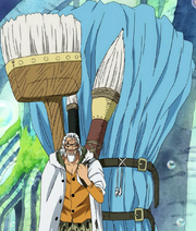 Rayleigh and His Coating Tools