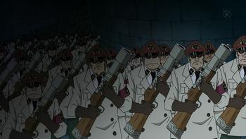 Unidad de Bazooka