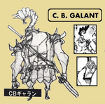 С.B.Galant sbs