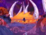 Донкихот Дофламинго против Гладиаторов Колизея Корриды